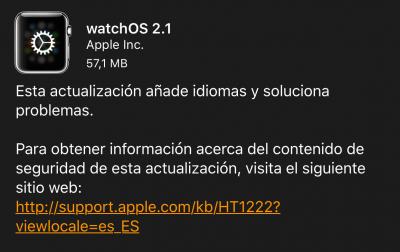 Imagen - Descarga iOS 9.2 y watchOS 2.1: mejoras en Apple Music, Safari y nuevos idiomas