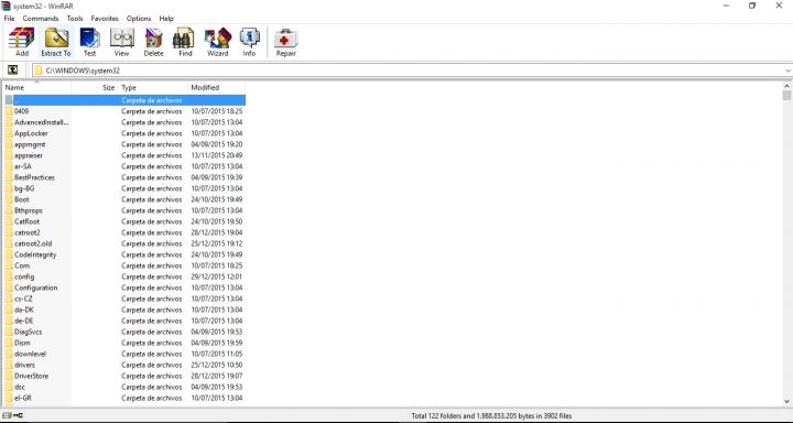 Imagen - WinRAR 5.30 llega sin corregir la supuesta vulnerabilidad