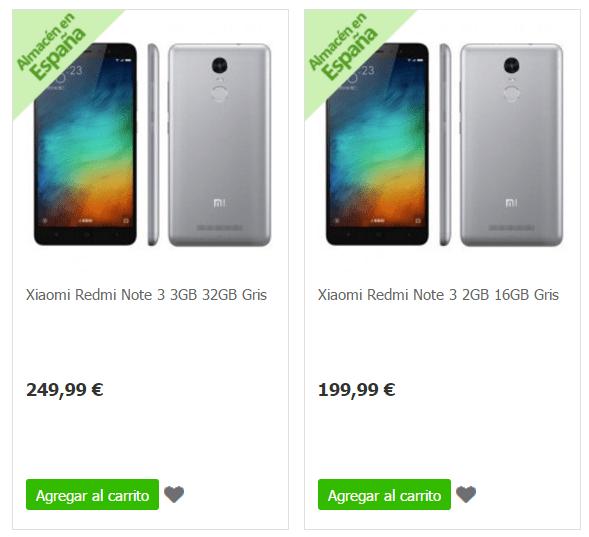 Imagen - Dónde comprar el Xiaomi Redmi Note 3