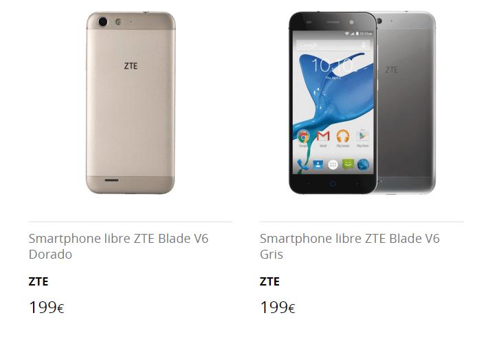 Imagen - Dónde comprar el ZTE Blade V6