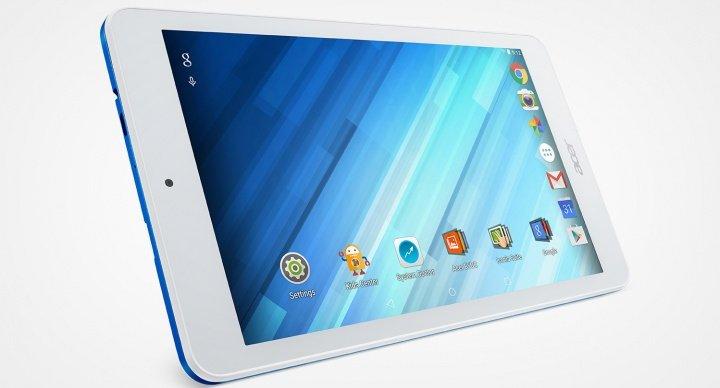 Iconia One 8, el nuevo tablet de Acer