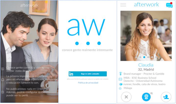 Imagen - Afterwork app, conecta con personas de tu entorno profesional