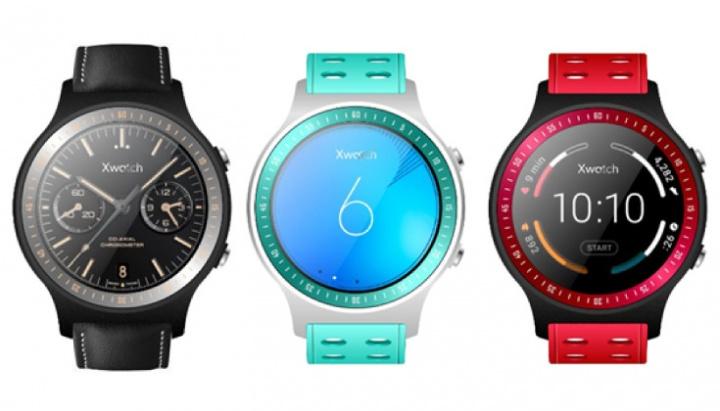 Imagen - Bluboo XWatch, el reloj con Android Wear por menos de 100 euros