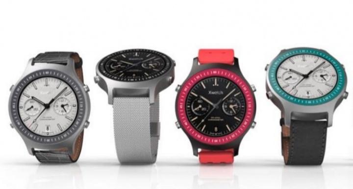 Bluboo XWatch, el reloj con Android Wear por menos de 100 euros