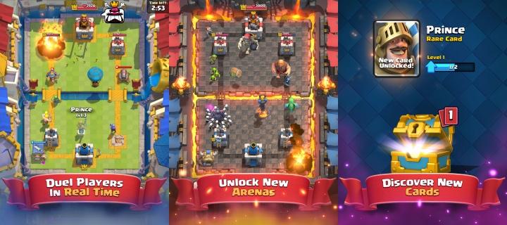 Imagen - Descarga Clash Royale para iOS y Android