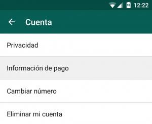 Imagen - Cómo saber si ya tienes WhatsApp gratis de por vida