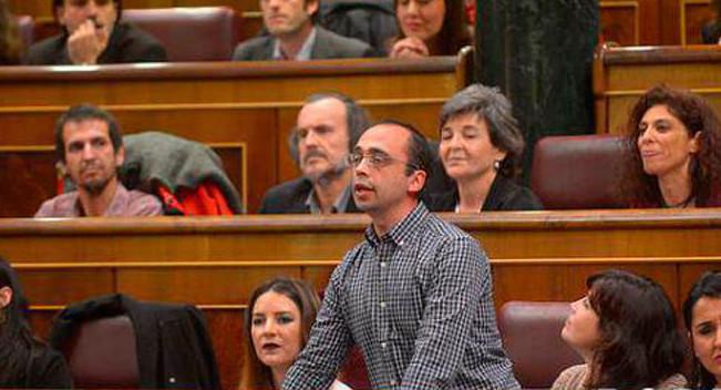 Imagen - Podemos quiere acabar con la Ley Sinde