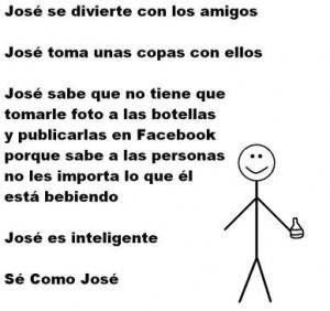 """Imagen - Crea tu propio """"Sé como José"""""""