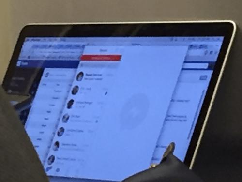 Imagen - Facebook Messenger llegará de forma oficial a Mac OS X