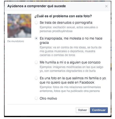 Imagen - Cómo desbloquear cuenta de Facebook