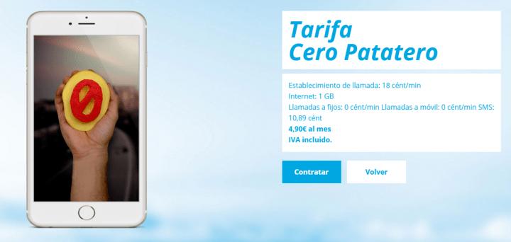 Imagen - Fibwi, el nuevo OMV que ofrece 1GB por 4,90 euros al mes
