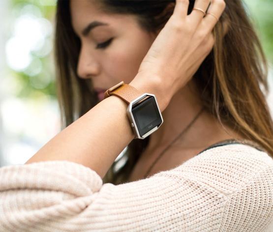 """Imagen - Fitbit Blaze, un sencillo y atractivo """"smartwatch"""""""
