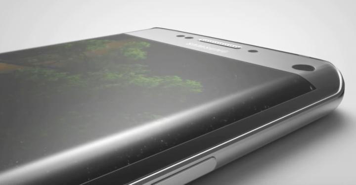Imagen - Samsung Galaxy S8 eliminaría los botones físicos y los marcos alrededor de la pantalla