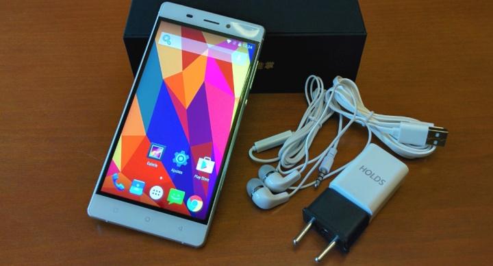 Imagen - Review: Holds K3, un smartphone de 100 euros realmente completo