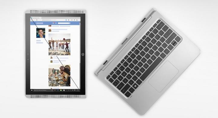 """Imagen - HP Pavilion x2 12"""", un portátil dos en uno táctil"""