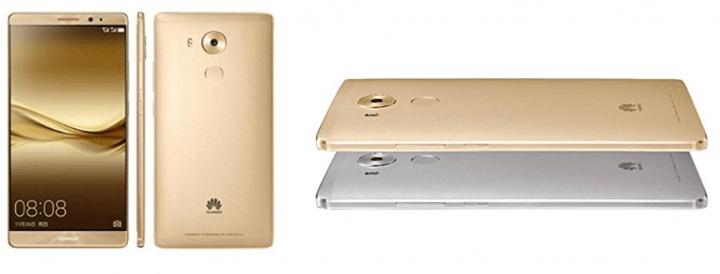 Imagen - Huawei Mate 8 ya disponible en España