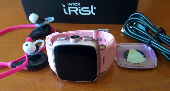 Imagen - Review: Intex iRist, un completo smartwatch con conectividad 3G