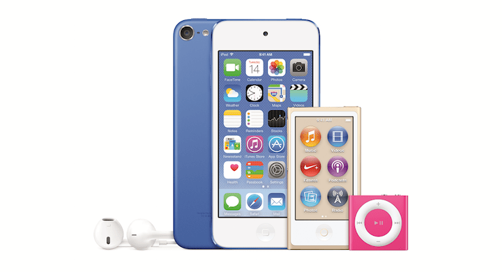 El iPhone ha enterrado al iPod