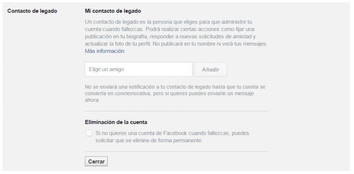Imagen - 5 ajustes que debes hacer en Facebook