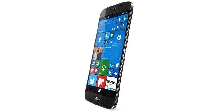 Acer Liquid Jade Primo, el smartphone con Windows 10