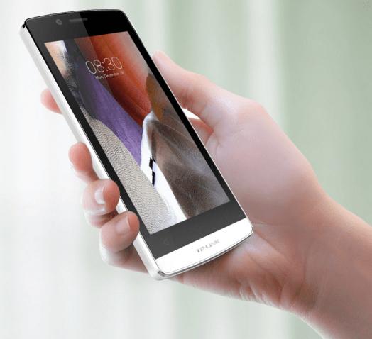 Imagen - TP-Link lanza su primer smartphone: Neffos C5