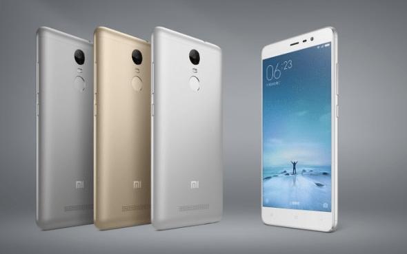 Imagen - Xiaomi anuncia el Redmi Note Pro 3