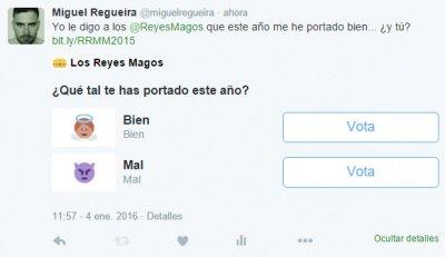 Imagen - Los Reyes Magos en Twitter: ¿Qué tal te has portado este año?