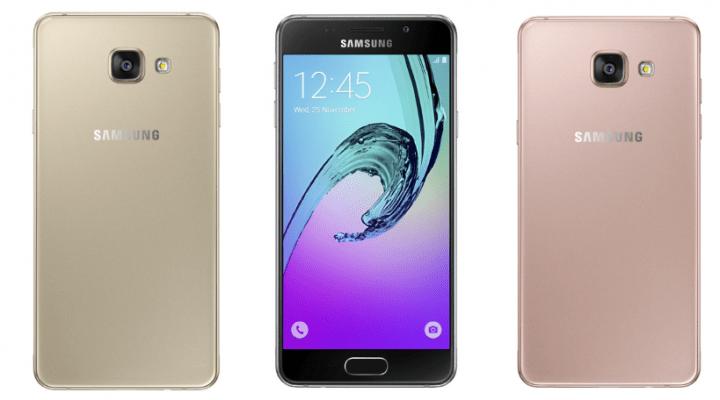 Imagen - Los Samsung Galaxy A (2016) actualizarán a Android Nougat