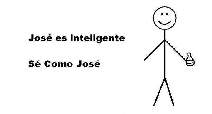 """Los mejores memes de """"Sé como José"""""""