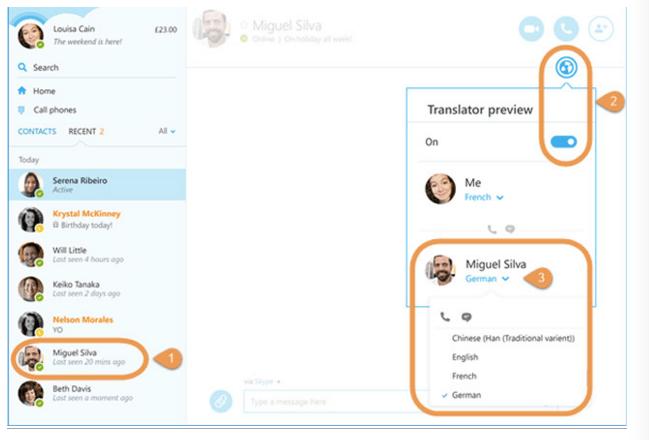 Imagen - Skype Translator ya está disponible para Windows