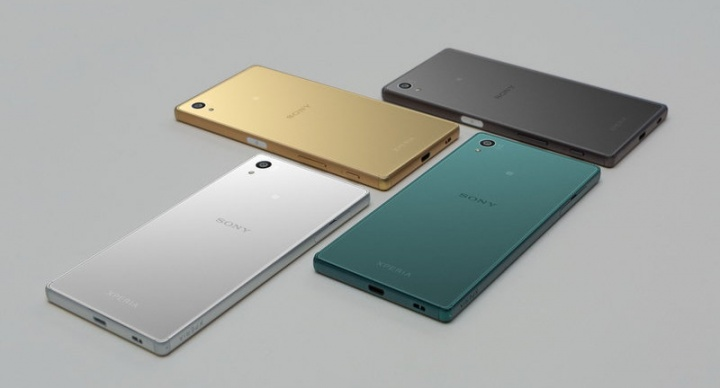 Todos los móviles de Sony