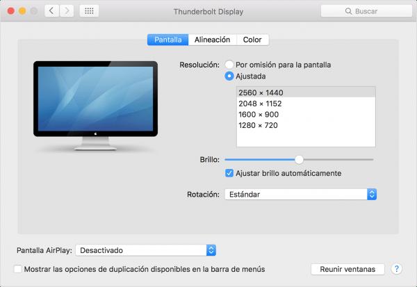 Imagen - Cómo duplicar la pantalla en Mac