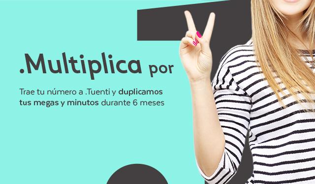 Imagen - Tuenti vuelve a duplicar los minutos y gigas por 7 euros al mes