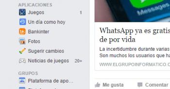 """Imagen - Cómo ver """"Un día como hoy"""" en Facebook"""