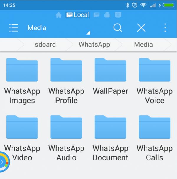 Imagen - WhatsApp muestra nuevos indicios de que los documentos están a punto de llegar