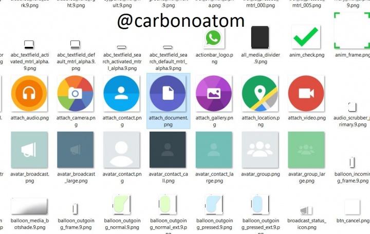Imagen - WhatsApp tendrá nuevos iconos
