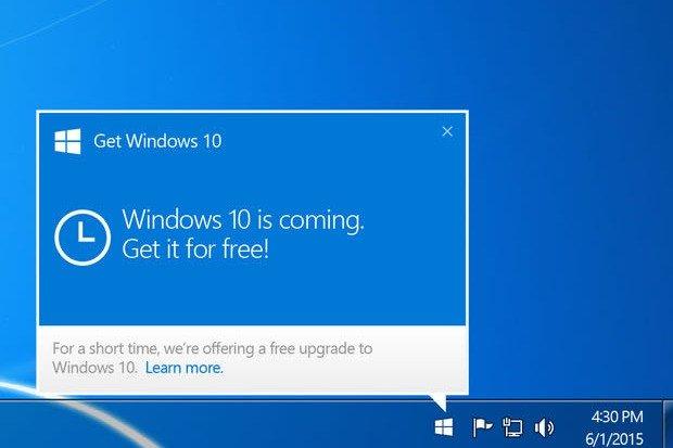 Imagen - Menos de un mes para actualizar a Windows 10 gratis