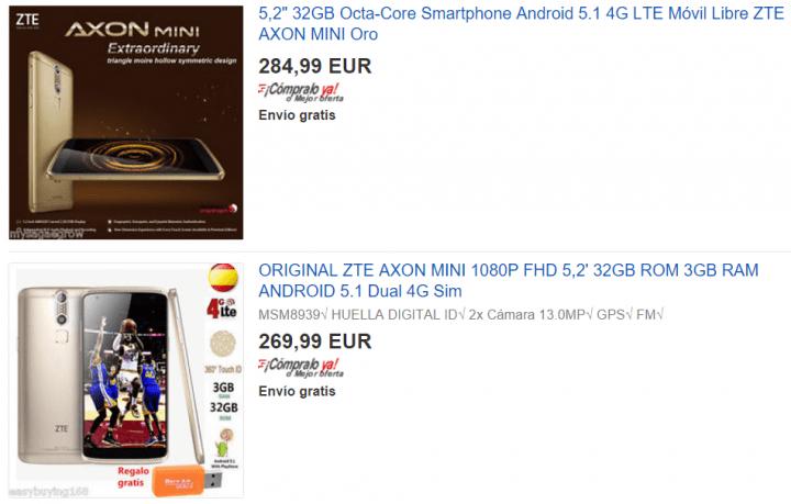 Imagen - Dónde comprar el ZTE Axon Mini
