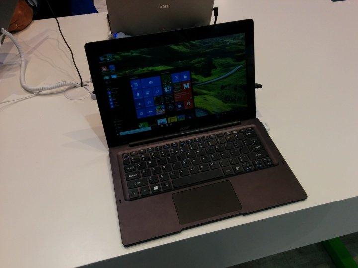 Imagen - Acer Switch 12S, el nuevo híbrido de Acer con un diseño espectacular