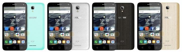 Imagen - Alcatel OneTouch Pop 4 llegará en el MWC 2016