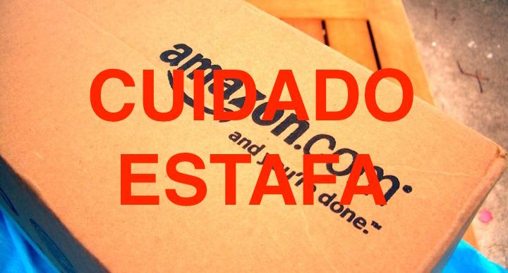 Una falsa encuesta de Amazon pretende robarte