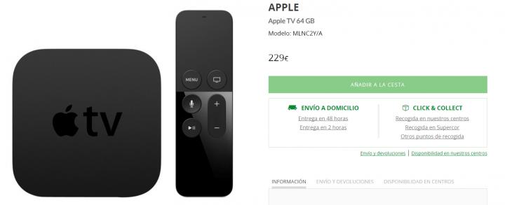 Imagen - Dónde comprar el Apple TV