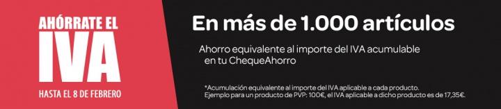 Imagen - Carrefour vuelve con el Día sin IVA