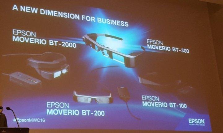 Imagen - Moverio BT-300, las nuevas gafas inteligentes de Epson