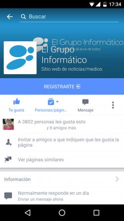 Imagen - Facebook cambia el aspecto de los perfiles en la app