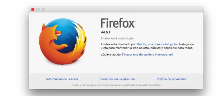 Imagen - Descarga Firefox 44.0.2 con pequeñas mejoras