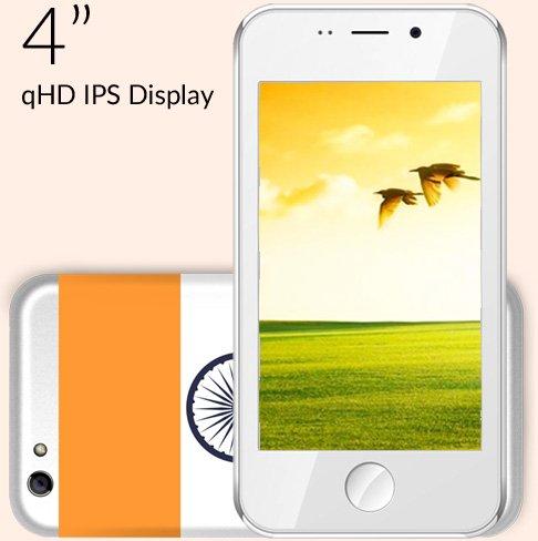 Imagen - Freedom 251, un smartphone por menos de 4 euros