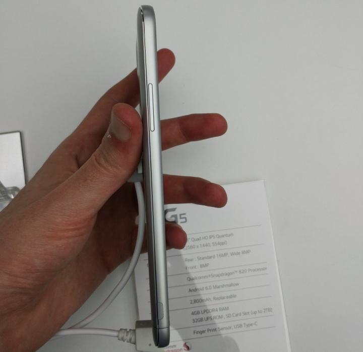 Imagen - LG G5 es oficial: Especificaciones, lanzamiento y precio