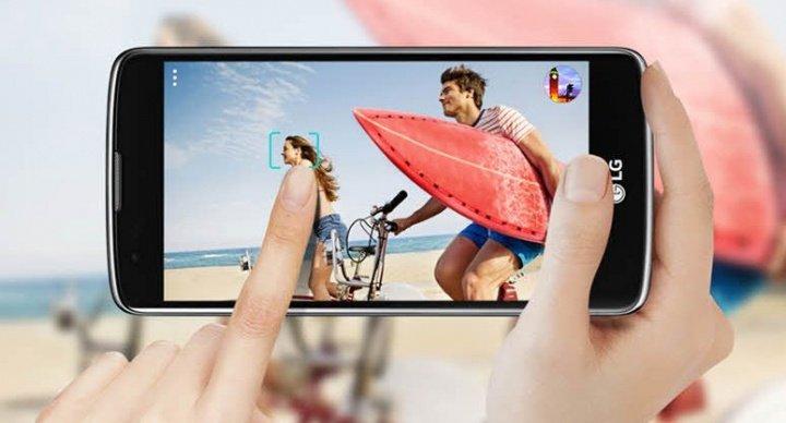 Imagen - LG K8, un smartphone asequible pero completo