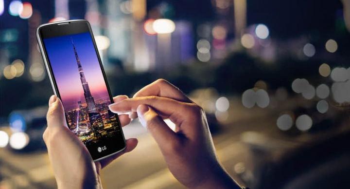 LG K8, un smartphone asequible pero completo